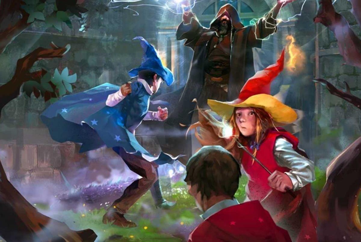 Фотография ролевого квеста Школа магии от компании Questoria (Фото 1)