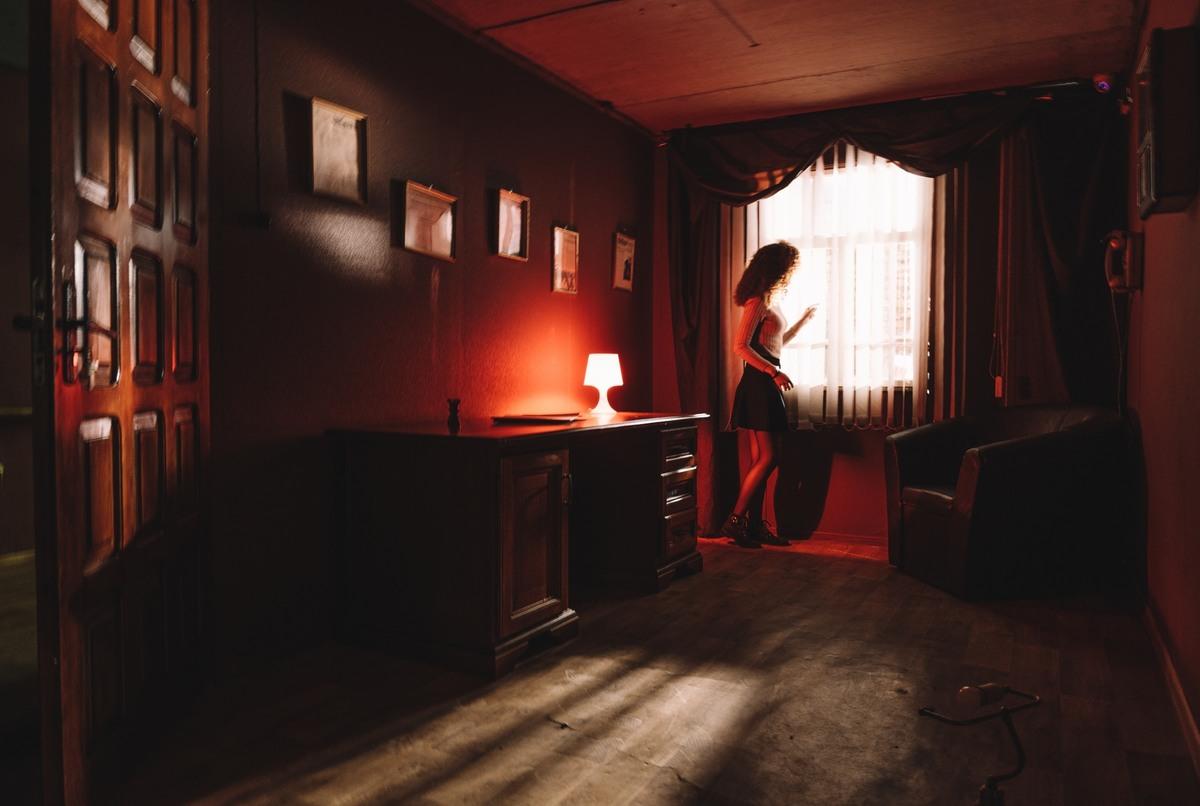Фотография квеста Комната цвета бургундий. Часть 2 от компании Quester (Фото 1)